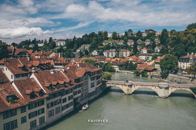 Aareschlaufe Bern