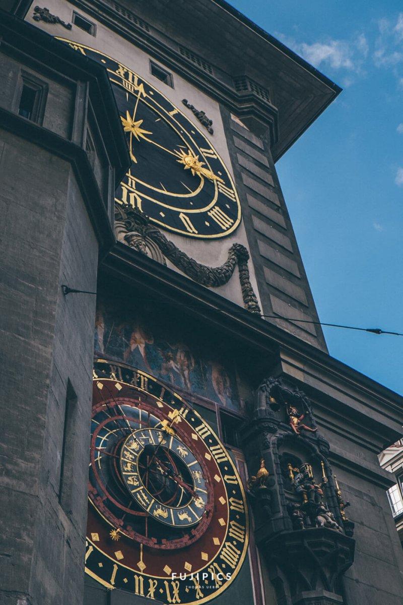 Zytglogge Glockenspiel